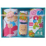KIDDY JUST Baby Towel Set [11-132] - Handuk Bayi dan Anak